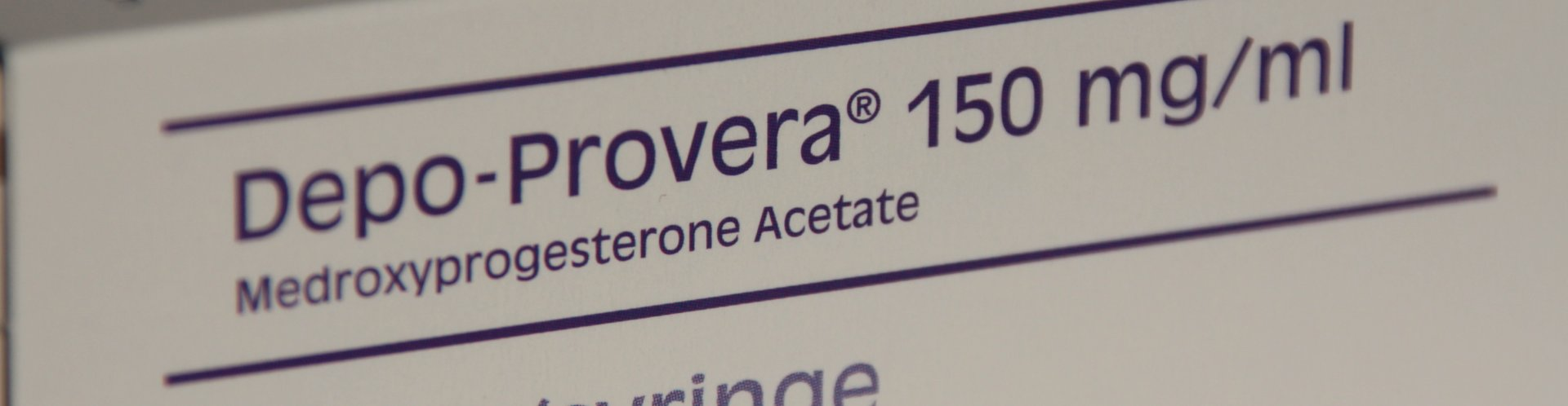 Depo Provera In Mental Health