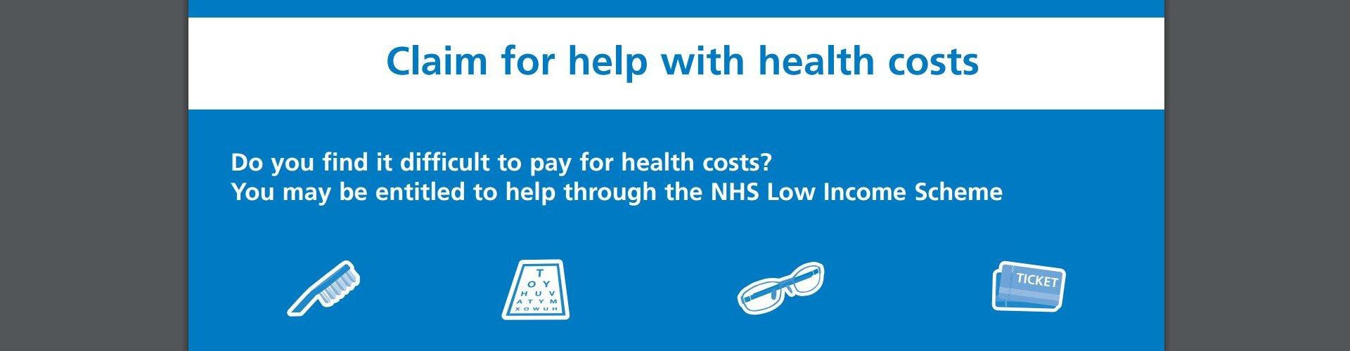 prescription charges - university health service