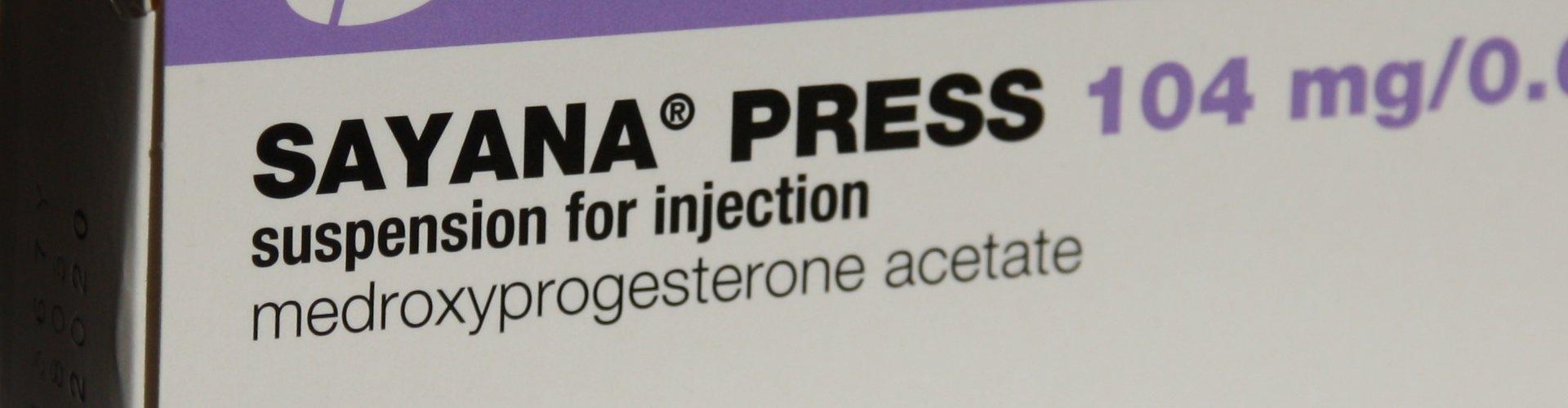 sayana 104 mg