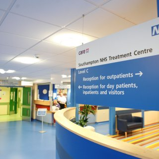 Sexual health clinic southampton hospital